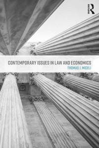 Cover Contemporary Issues in Law and Economics