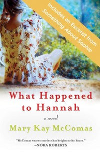 Cover What Happened to Hannah with Bonus Material