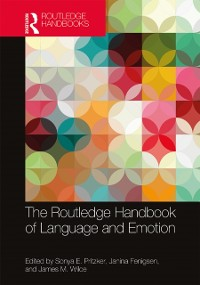 Cover Routledge Handbook of Language and Emotion