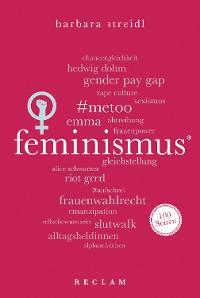 Cover Feminismus. 100 Seiten
