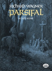 Cover Parsifal in Full Score