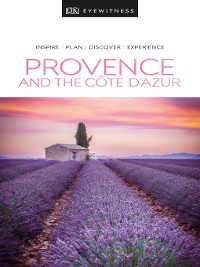 Cover DK Eyewitness Travel Guide Provence and the Côte d'Azur