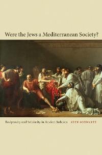 Cover Were the Jews a Mediterranean Society?