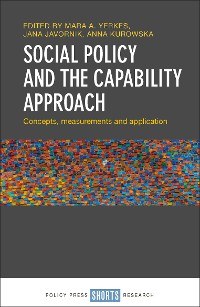 Cover Social Policy and the Capability Approach
