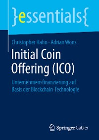 Cover Initial Coin Offering (ICO)