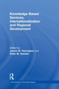 Cover Knowledge-Based Services, Internationalization and Regional Development