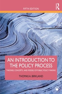 Cover Introduction to the Policy Process
