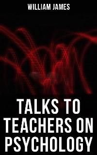 Cover Talks To Teachers On Psychology