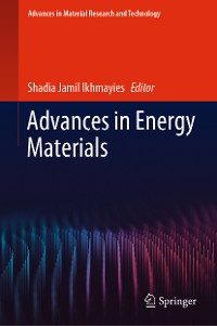 Cover Advances in Energy Materials