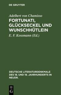 Cover Fortunati, Glückseckel und Wunschhütlein