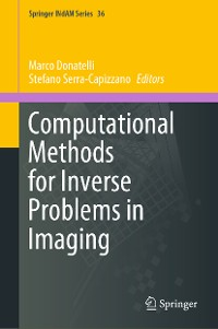 Cover Computational Methods for Inverse Problems in Imaging