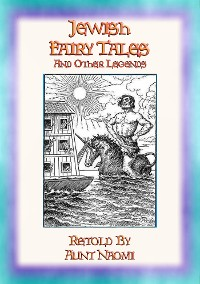 Cover JEWISH FAIRY TALES and LEGENDS - 27 folk and fairy tales from the Talmud