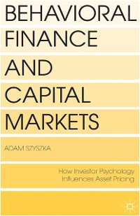 Cover Behavioral Finance and Capital Markets