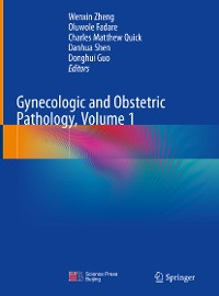 Cover Gynecologic and Obstetric Pathology, Volume 1