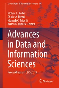 Cover Advances in Data and Information Sciences