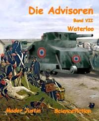 Cover Die Advisoren Band VII