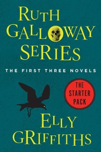 Cover Ruth Galloway Series