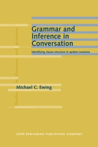 Cover Grammar and Inference in Conversation
