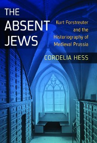 Cover The Absent Jews