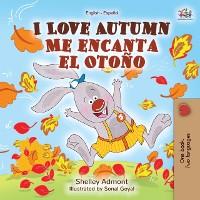 Cover I Love Autumn Me encanta el Otono