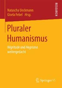 Cover Pluraler Humanismus