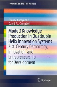 Cover Mode 3 Knowledge Production in Quadruple Helix Innovation Systems