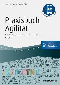 Cover Praxisbuch Agilität - inkl. Augmented-Reality-App