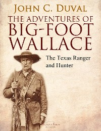 Cover The Adventures of Big-Foot Wallace