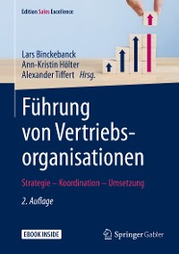 Cover Führung von Vertriebsorganisationen