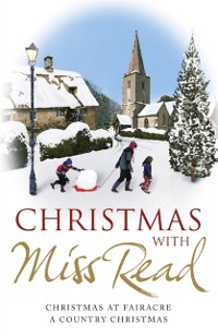 Cover Christmas with Miss Read