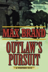 Cover Outlaw's Pursuit
