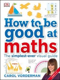 Cover How to be Good at Maths