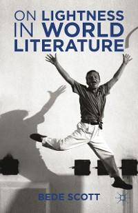 Cover On Lightness in World Literature