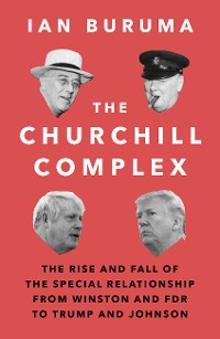 Cover The Churchill Complex