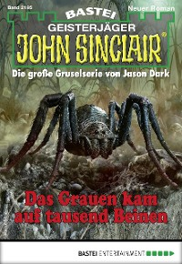 Cover John Sinclair 2195 - Horror-Serie