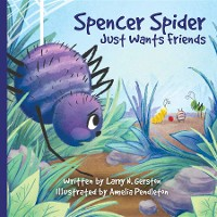 Cover Spencer Spider Just Wants Friends