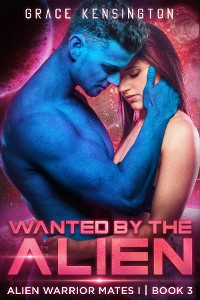 Cover Wanted By The Alien