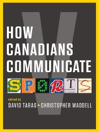 Cover How Canadians Communicate V