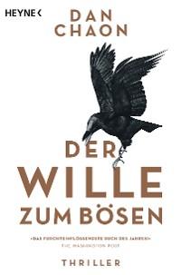 Cover Der Wille zum Bösen