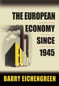 Cover The European Economy since 1945