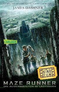 Cover Maze Runner: Die Auserwählten - Im Labyrinth (Filmausgabe)