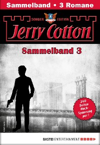 Cover Jerry Cotton Sonder-Edition Sammelband 3 - Krimi-Serie