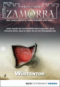 Cover Professor Zamorra 1201 - Horror-Serie
