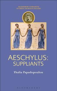 Cover Aeschylus: Suppliants