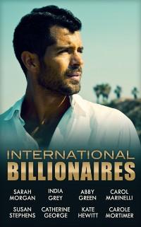 Cover International Billionaires (Mills & Boon e-Book Collections) (International Billionaires)