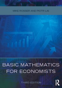 Cover Basic Mathematics for Economists