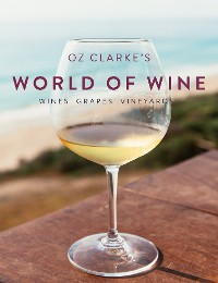 Cover Oz Clarke's World of Wine