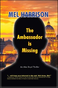 Cover The Ambassador is Missing