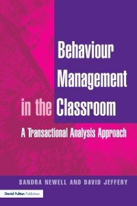 Cover Behaviour Management in the Classroom