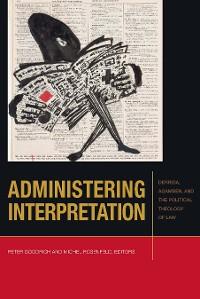 Cover Administering Interpretation